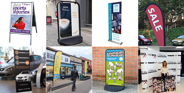 Phase Signage and Point of Sale Products
